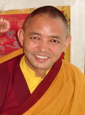 Khenpo Chokyab